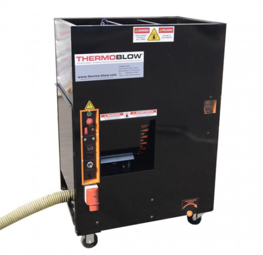 Equipo de insuflado Thermoblow 500